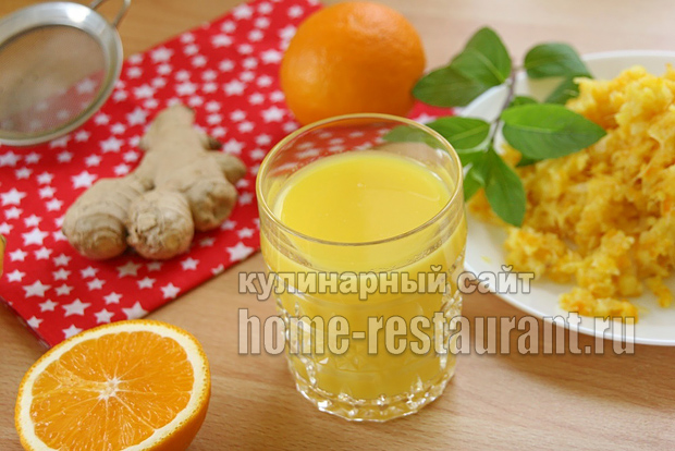 Имбирный лимонад фото 8