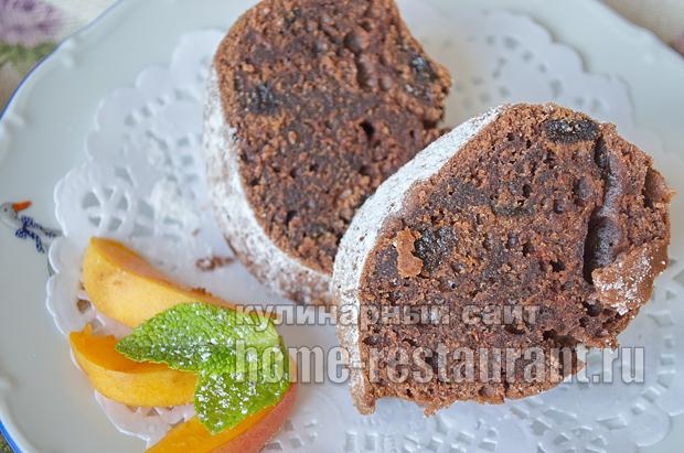 Шоколадный кекс- рецепт с фото пошагово _15