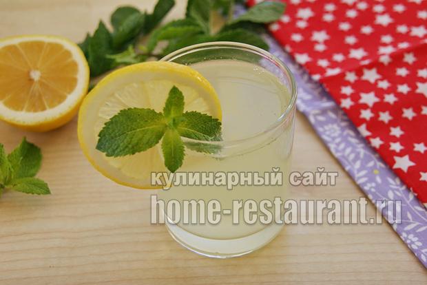 лимонад с мятой фото 8