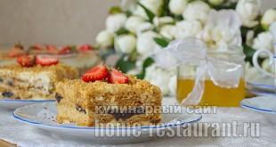 медовый торт рецепт с пошаговым фото_25