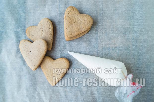 Имбирные пряники с глазурью- рецепт с фото _05
