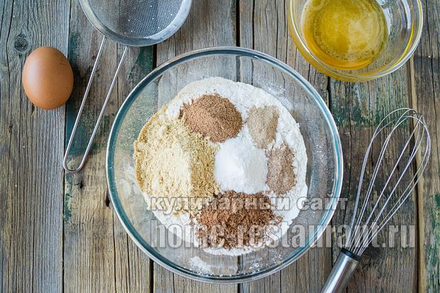 Имбирные пряники с глазурью- рецепт с фото _09