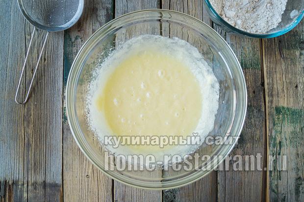 Имбирные пряники с глазурью- рецепт с фото _12