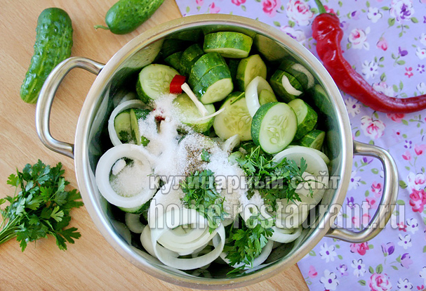 Латгальский салат фото 2