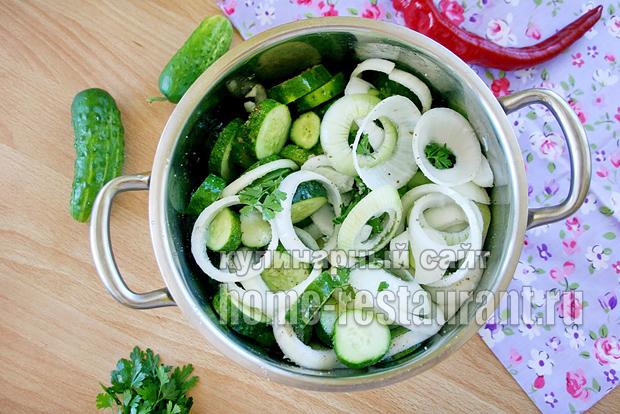 Латгальский салат фото 3
