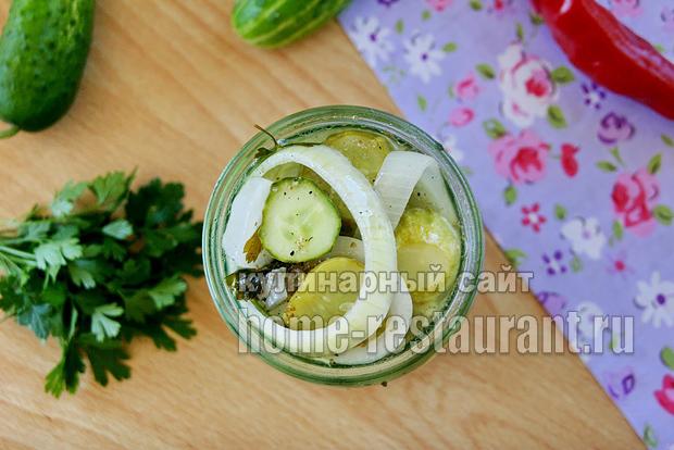 Латгальский салат фото 5