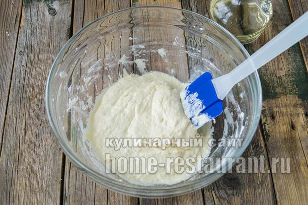 Оладьи без яиц на кефире рецепт с фото _3