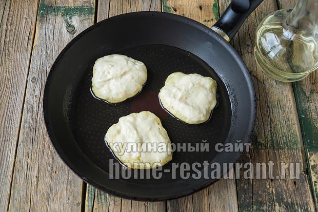 Оладьи без яиц на кефире рецепт с фото _4