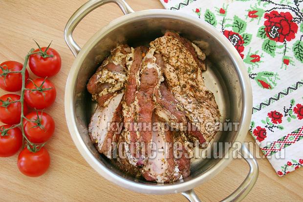 Свиные ребрышки на мангале- рецепт с фото _4