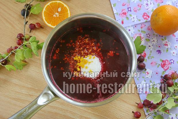 Варенье из крыжовника с апельсиновой цедрой_09