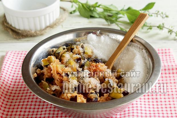 Варенье из слив и яблок простой рецепт фото_9