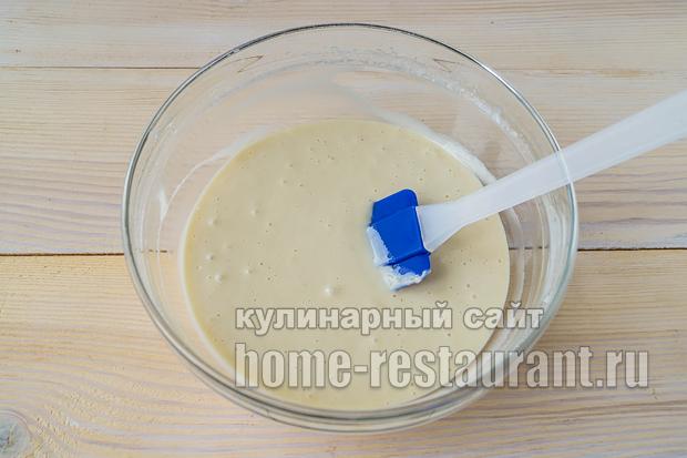 панкейки рецепт с фото пошагово на молоке_01