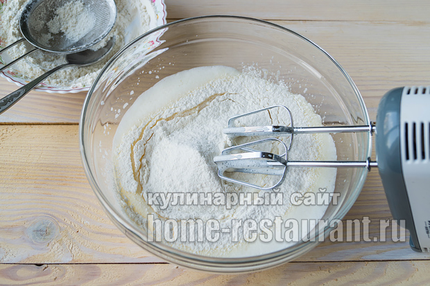 панкейки рецепт с фото пошагово на молоке_02