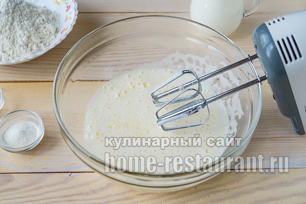 панкейки рецепт с фото пошагово на молоке_08