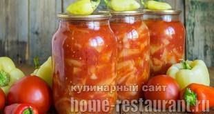 Лечо из болгарского перца «Пальчики оближешь» фото_05