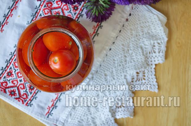 Маринованные помидоры пальчики оближешь рецепт с фото_04