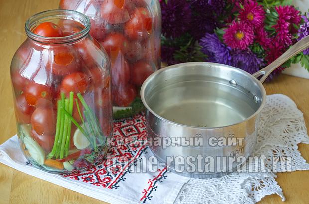 Маринованные помидоры пальчики оближешь рецепт с фото_06