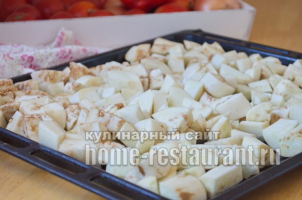 Салат из баклажанов на зиму с рисом фото_03