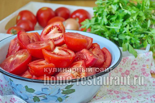 Салат из баклажанов на зиму с рисом фото_07