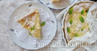 Цветаевский яблочный пирог пошаговый рецепт с фото _16
