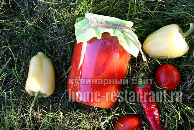 томатный сок с перцем фото 9
