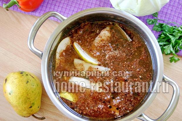 закуска из болгарского перца фото 5