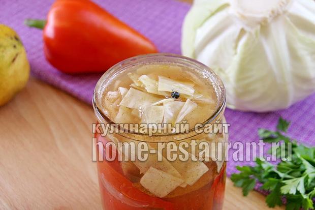 закуска из болгарского перца фото 9