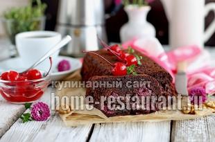 Шоколадный брауни: рецепт с фото