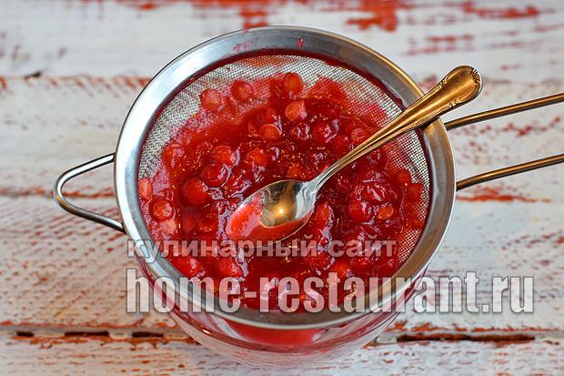 варенье из калины рецепт с фото_06