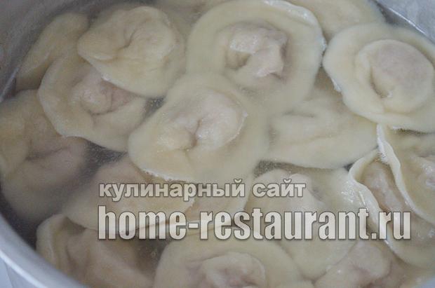 Домашние пельмени- рецепт с фото_11