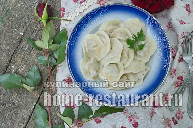 Пельмени домашние (очень вкусные) - фото рецепт