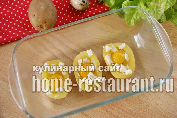 фаршированный картофель в духовке фото_5