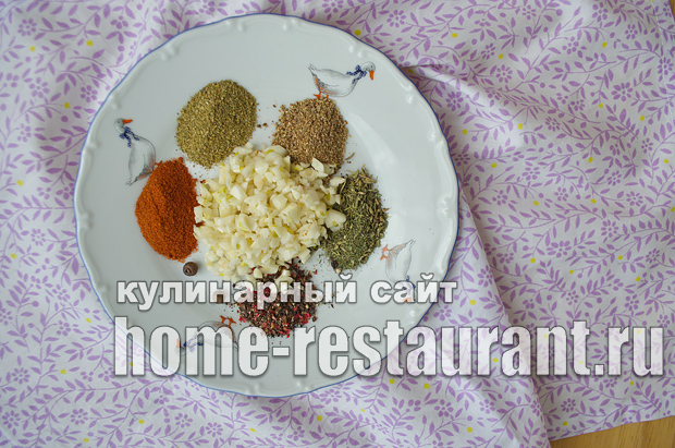 Шурпа из баранины рецепт с фото _06