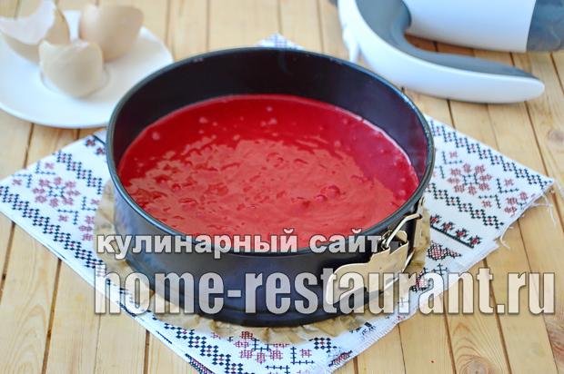Торт Красный Бархат рецепт с фото пошагово_02