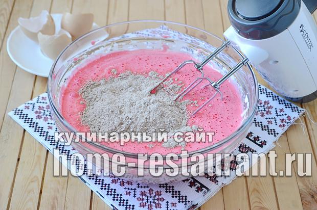 Торт Красный Бархат рецепт с фото пошагово_23