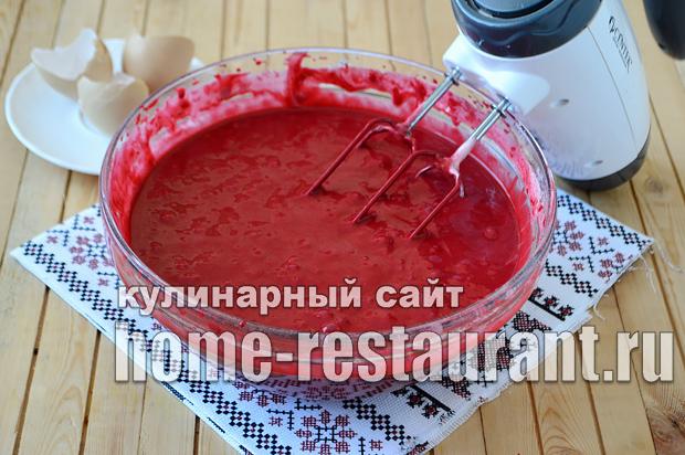 Торт Красный Бархат рецепт с фото пошагово_24