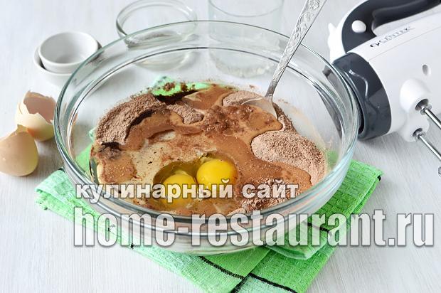 Шоколадный торт рецепт с фото пошагово  _01