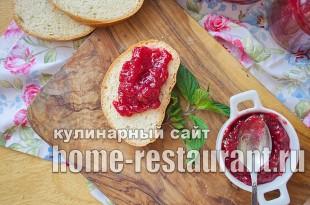 Варенье с дыней малиной и коньяком_9