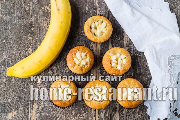 Капкейки с начинкой: рецепт с фото пошагово