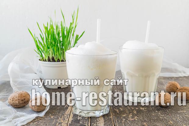 Молочный коктейль с мороженым фото_7