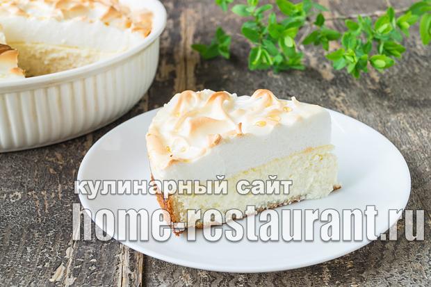 Пирог Слезы Ангела рецепт с фото _02