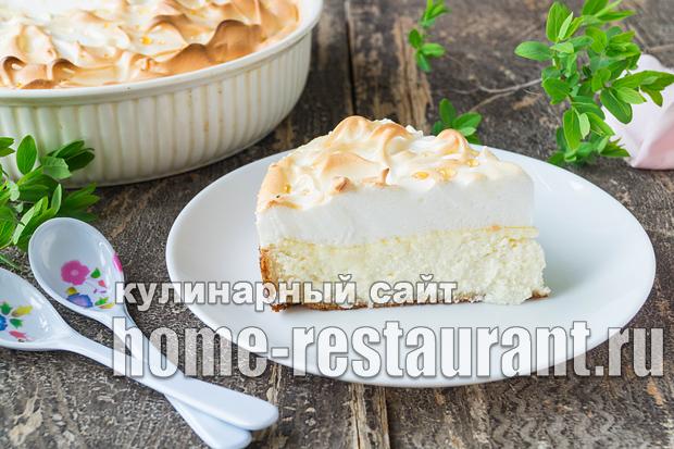 Пирог Слезы Ангела рецепт с фото _11