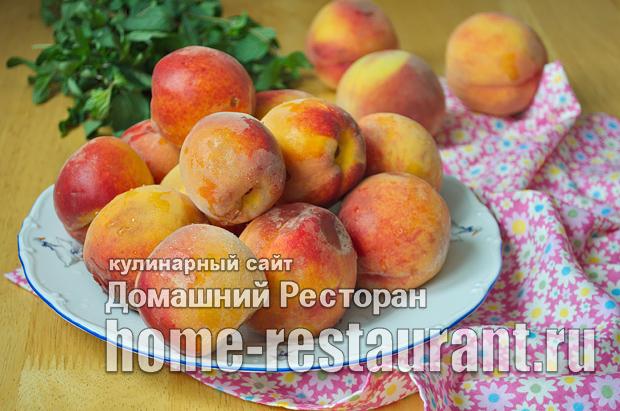 персики на зиму фото