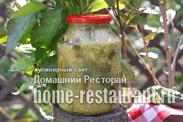 Огурцы в собственном соку на зиму без стерилизации фото_03