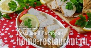 филе индейки в духовке рецепт с фото  _5