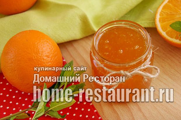 Апельсиновый джем фото_7