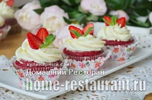 Капкейки в домашних условиях рецепт с фото пошагово_29