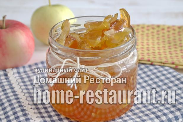 яблочное варенье дольками фото_11