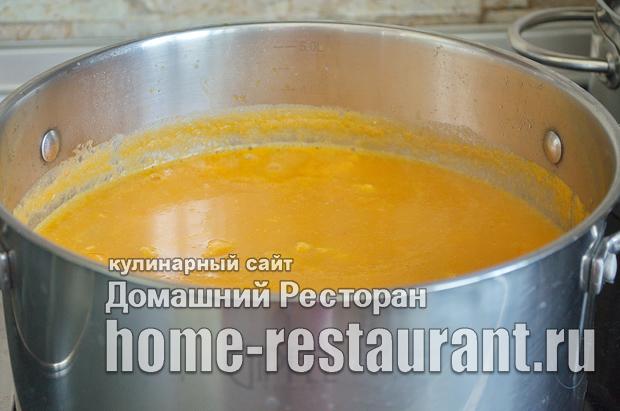 сливочный суп с лососем фото_13