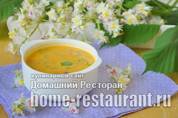 сливочный суп с лососем фото_19